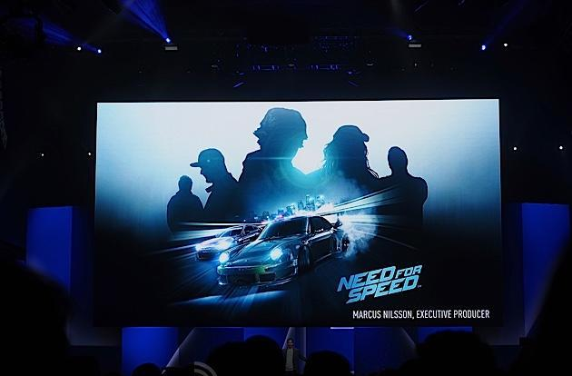 'Need For Speed' has been rebooted, arrives November 3rd