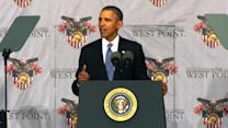"""Obama: Ukraine, Iran responses show power of """"multilateral action"""""""
