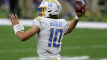 Justin Herbert Flashes Feathers in First Five NFL Starts