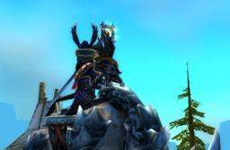 Blizzard welches on riding skill promise