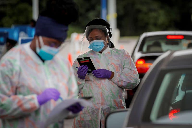 U.S. coronavirus cases surpass 7 million as Midwest outbreak flares up