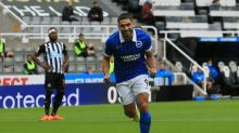 Maupay's double fires Brighton