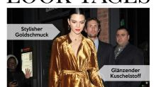 Kendall Jenner: Coole Goldmarie