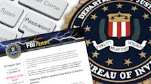 FBI says foreign hackers penetrated state election systems