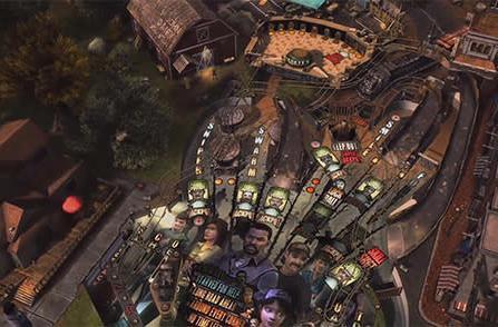 Zen Studios latest pinball table summons the Walking Dead
