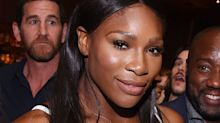 Serena Williams Announced Her Pregnancy By Mistake