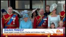 Documentary exposes the other royal rivalry