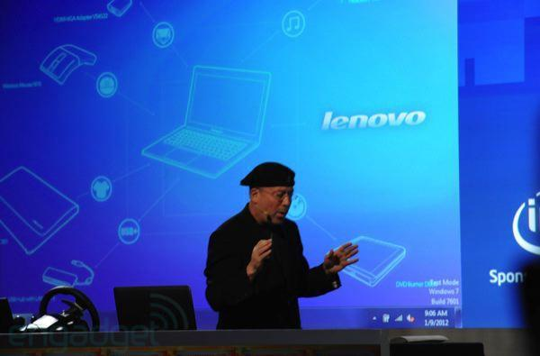 Intel partnering with Nuance to bring voice recognition to Ultrabooks