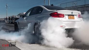 化身「超跑殺手」!最BMW速F80 M3、最猛S55雙紀錄再刷新