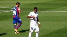 """Vinicius: """"Estoy contento con el gol, pero más con la victoria"""""""