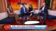 NRL sexting scandal