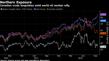 Canadian Crude's Discount to WTI Hits $40