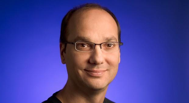 Andy Rubin says Android was first built for cameras, we're glad he reconsidered
