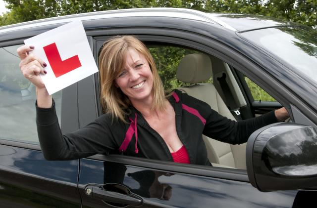 The new UK driving test will use a sat nav