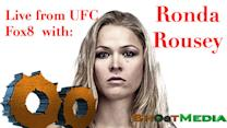 TheShoot! - Live from UFC Fox 8 with Ronda Rousey
