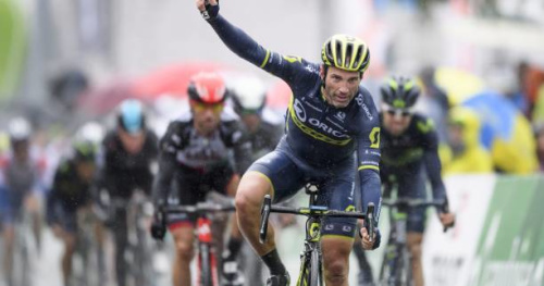 Cyclisme - Tour de Romandie - Michael Albasini, le spécialiste du Tour de Romandie