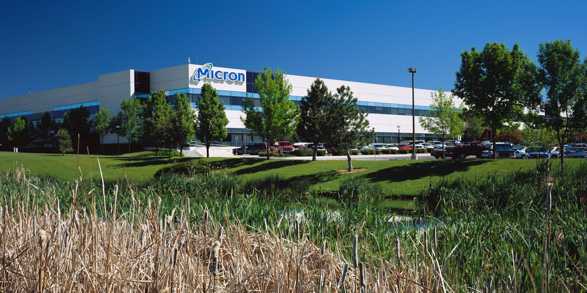 Micron's Profits Tumble, With More Pain to Come