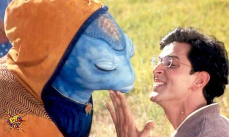 OMG!  THIS Is The Man Behind The Jadoo Character In Hrithik Roshan's Koi Mil Gaya!