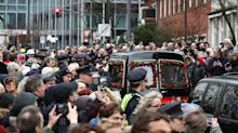 Trauerfeier für Jan Fedder: Coolstes Urgestein ever