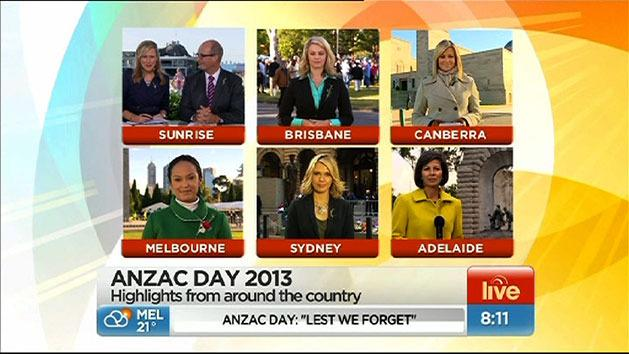 ANZAC Day highlights around the nation