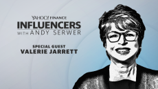 Valerie Jarrett joins Influencers with Andy Serwer