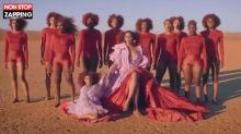 """Le Roi Lion : Beyoncé dévoile son clip """"Spirit"""" avec sa fille Blue Ivy (Vidéo)"""