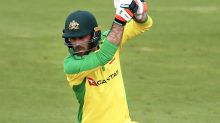 Explosive Glenn Maxwell rips in ahead of England warm-up