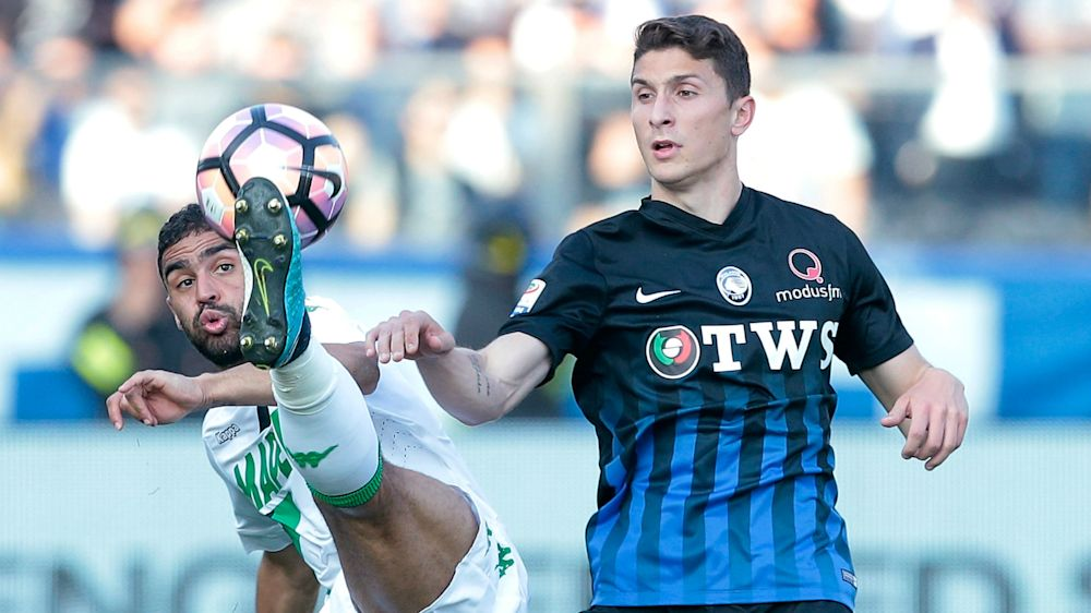 "Caldara ha fretta: ""Subito alla Juventus? Direi di sì"""