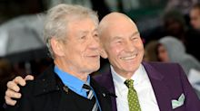 Ian McKellen and Patrick Stewart Explain Their Friendship
