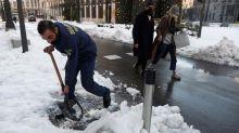 El hielo no se irá: la ola de frío congela el interior de España
