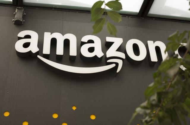 Your Amazon account is all you need to pay at retail shops