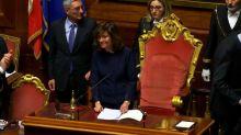 Italie : accord au Parlement entre la droite et le M5S