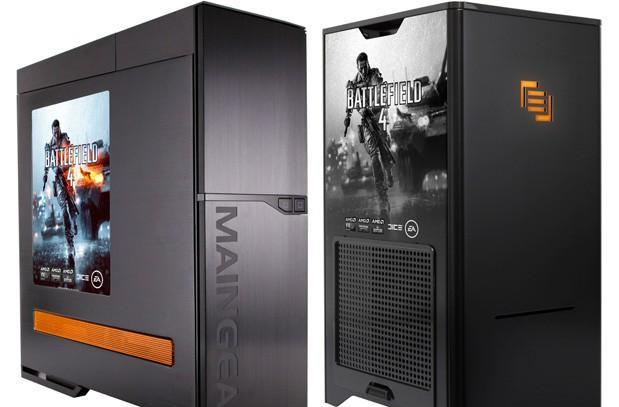 Maingear rolls out Battlefield 4-themed gaming PCs with Radeon R9 graphics