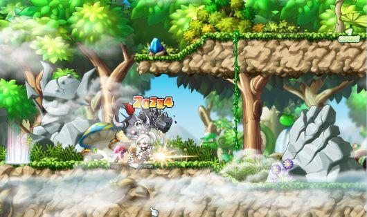 Nexon concludes MapleStory's Chaos series with loads of new content