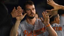Trey Mancini Gets Standing Ovation, Hit In First At-Bat Since Cancer