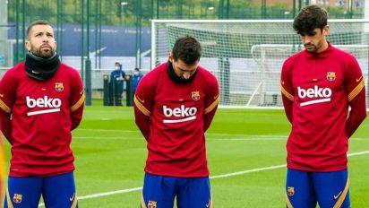 La agenda de la TV del domingo: Lionel Messi, Barcelona, Boca y Newell's juegan sus primeros partidos desde la muerte de Diego Maradona