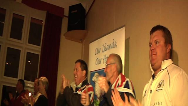 Falklands Residents Vote to Remain British