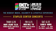 Meek Mill, YG, A Boogie Wit Da Hoodie and Blueface Round Out the Epic Line-up to the BET Experience Staples Center Concerts at L.A. LIVE Presented by Coca-Cola®