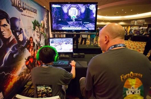 MMO Family: MMO trends from kid-friendly game conventions