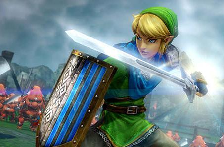 Nintendo clarifies Hyrule Warriors Amiibo functionality