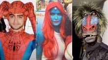 18 Stars Who Went to Comic-Con in Disguise, From Ben Affleck to Lupita Nyong'o (Photos)