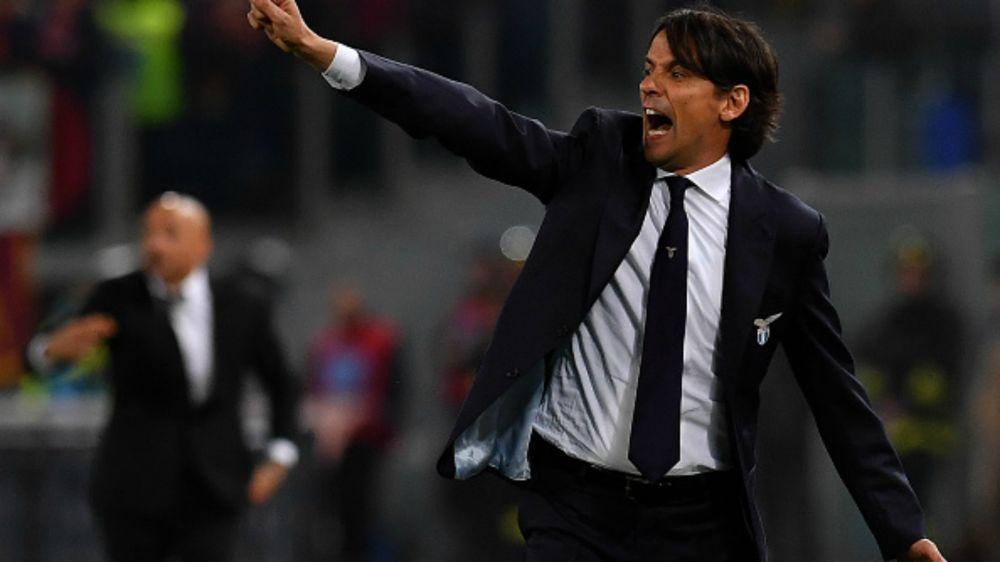 """E' una Lazio comunque da applausi, Inzaghi: """"Stiamo dando tutto dall'inizio"""""""