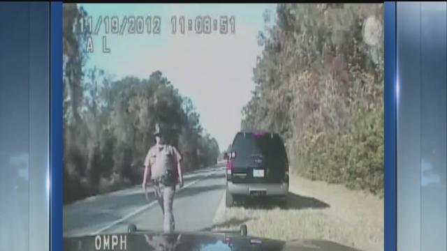Fired for giving lawmakers a break, FHP trooper wants job back