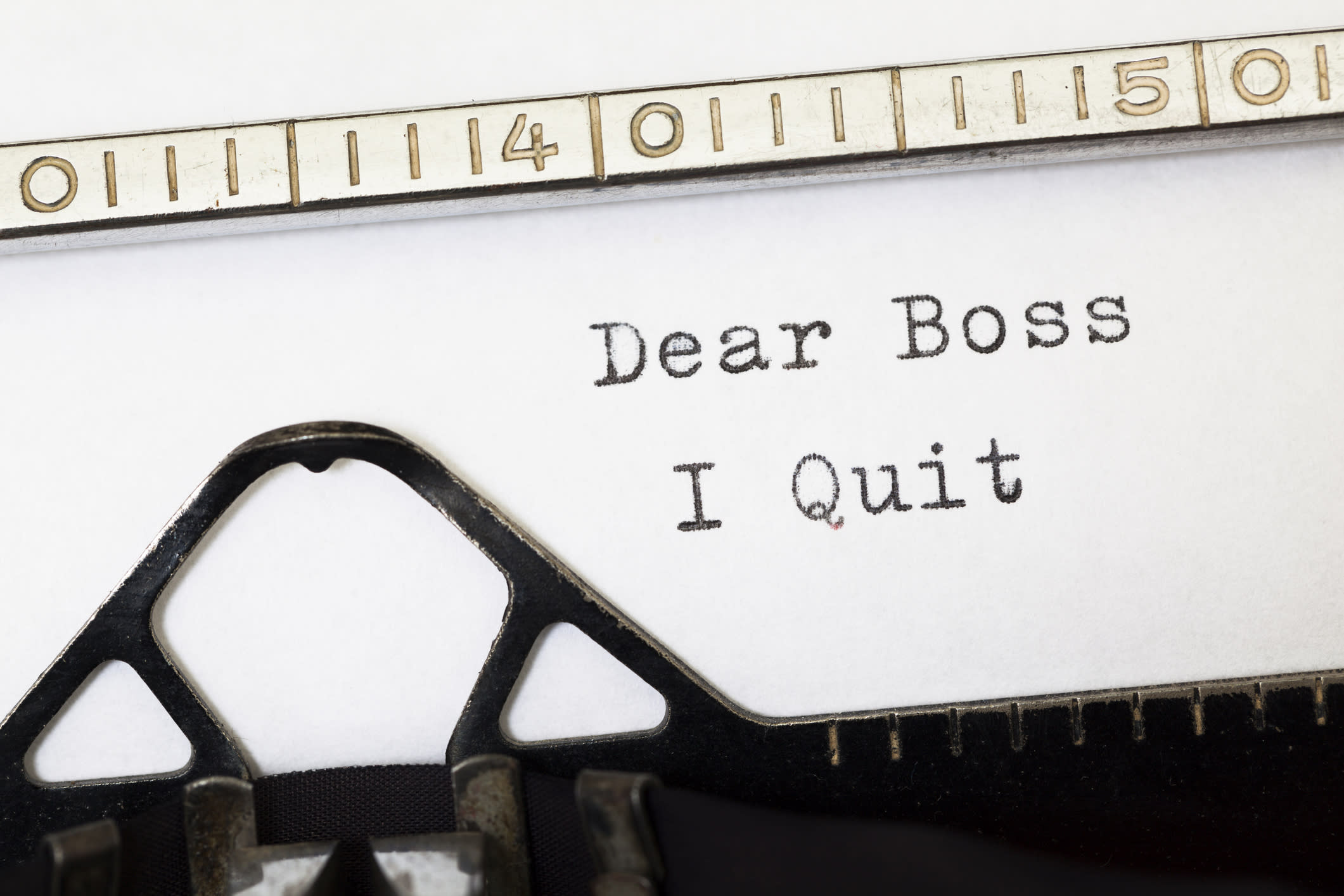 HR expert's guide to writing the best resignation letter