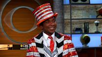 "Ringling Bros. circus ringmaster talks ""Built to Amaze"""