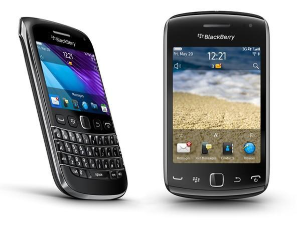 RIM unveils BlackBerry Bold 9790, Curve 9380, hitting the market within weeks