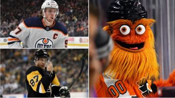 NHL player poll: The best of everything