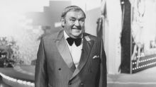 Les Dawson's family put cardboard cut-out of late comedian round the table at Christmas