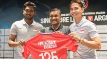 Better international friendlies will help lift Singapore football's standards: Hariss