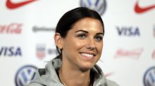 Alex Morgan will try to play in 2020 Olympics per source, a chance safeguarded by past USWNT pregnancy case